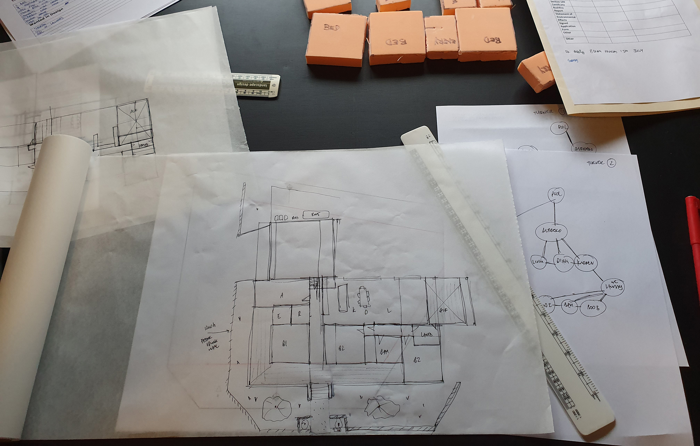 Services Building Design & Drafting_